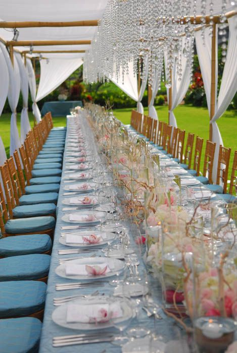 Awe-Inspiring Wedding Receptions with WOW Factors From Yvonne Design Hawaii. To see more: http://www.modwedding.com/2014/01/18/amazingly-beautiful-wedding-receptions-with-wow-factors-from-yvonne-design-hawaii/ #wedding #weddings #receptions