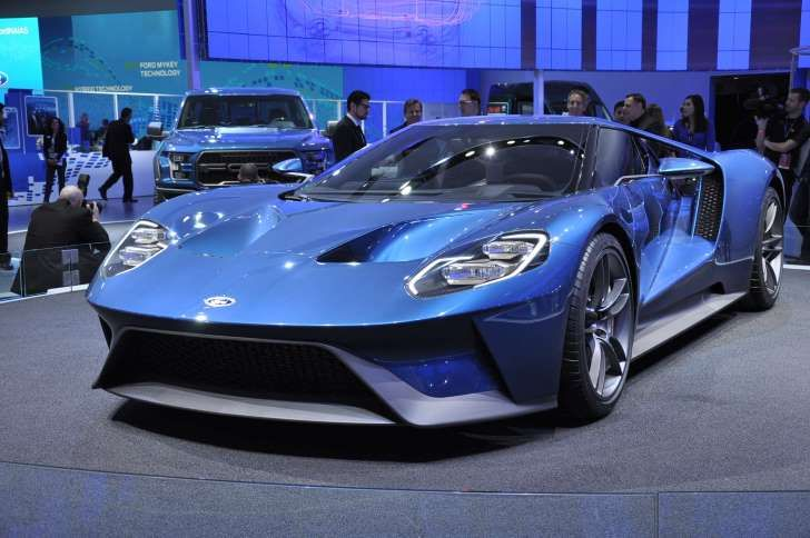 Ford To Build New  Gt Supercar In Markham Ontario By Multimatic
