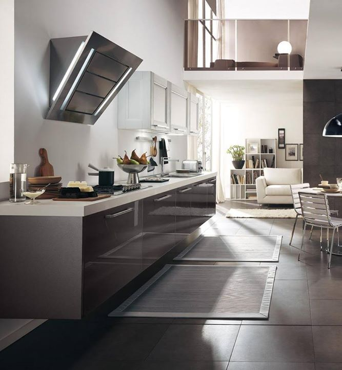 CUCINE Lube Moderne | Kitchen | Pinterest | Cucine, Arredamento and ...