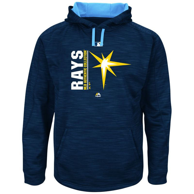 Tampa Bay Rays Majestic Authentic Collection Team Icon
