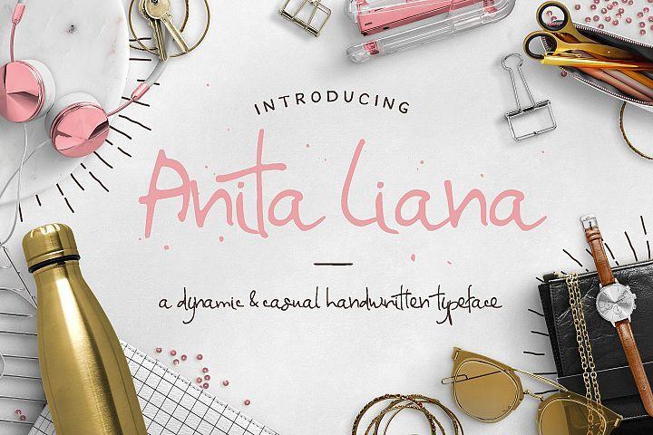 Download Anita Liana 1001 Free Fonts Download - Download 41740 ...