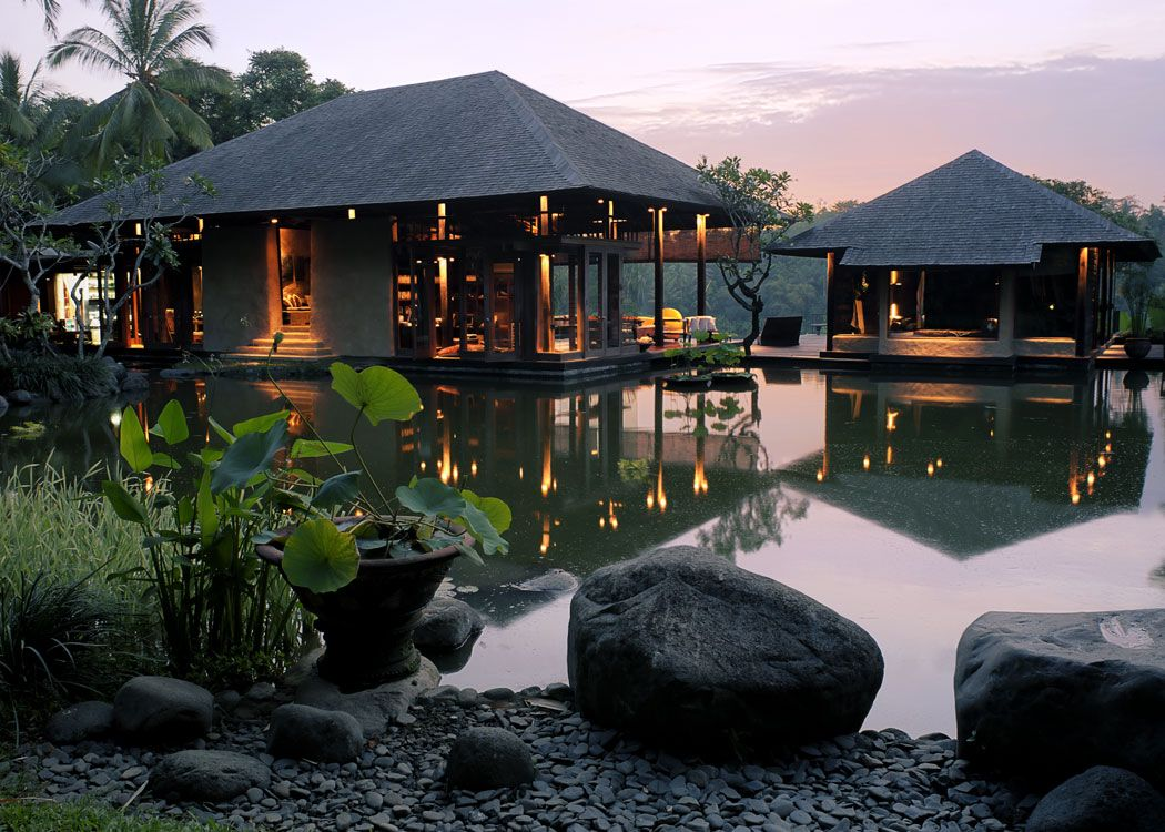 Property For Sale Ubud Bali Knight Frank Resort Architecture Bali House Tropical Architecture