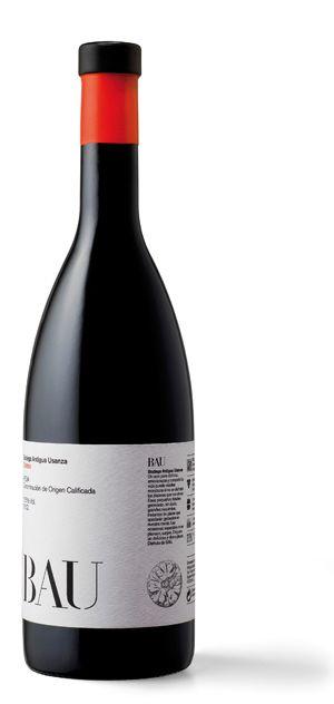Vino Rioja Bau Crianza, Bodega Antigua Usanza
