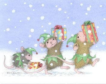 Jingle elves, Jingle elves ...