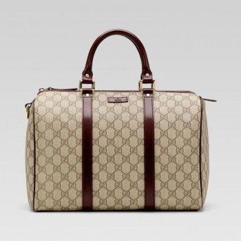 af3d44eb3c1f8 Gucci 193603 Fp45g 9757 Joy Medium Boston Bag Gucci Damen Handtaschen