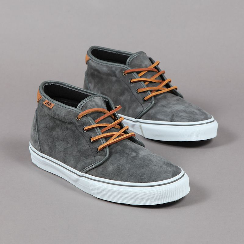 f271fc202d7881 Vans Chukka 59 pro John Cardiel   dark grey.  vans  footwear £55 ...