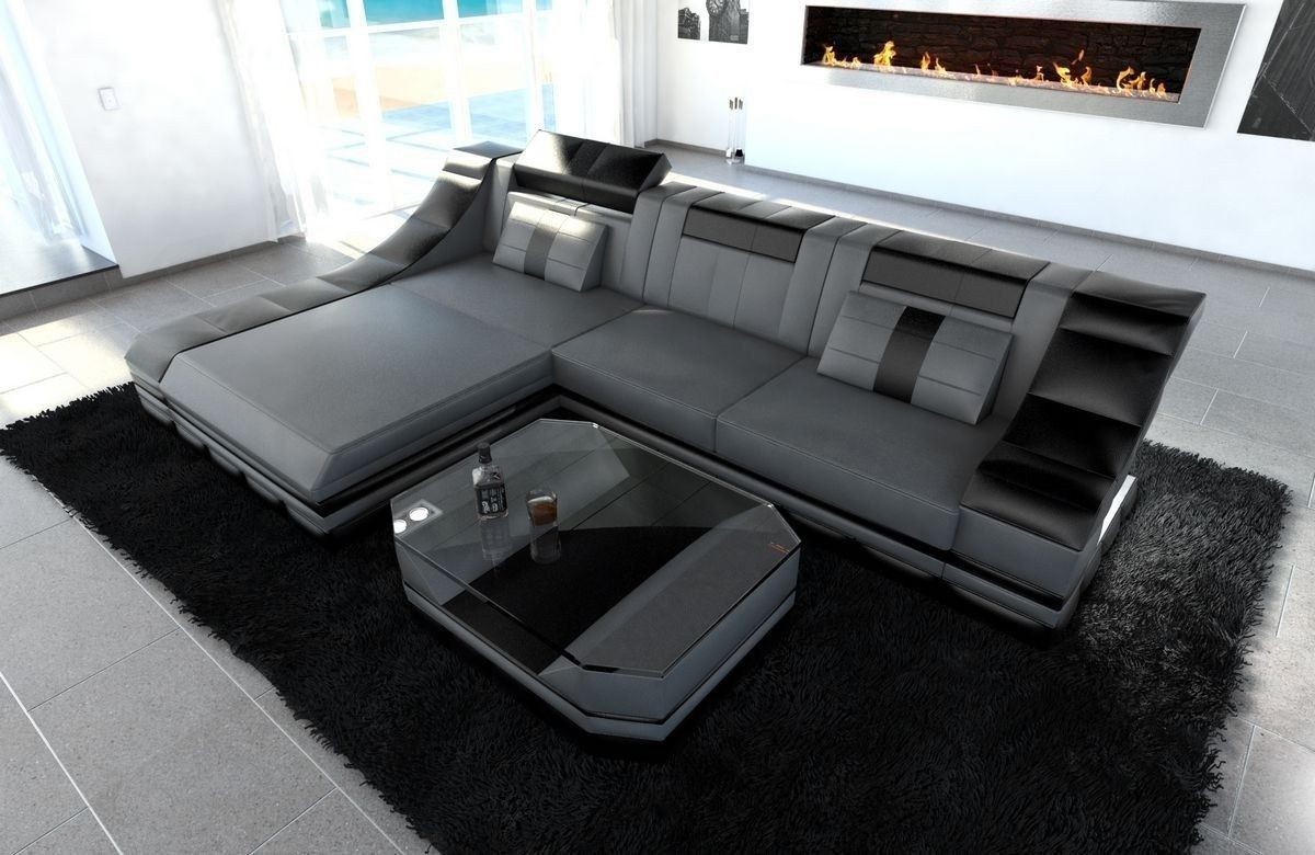 Grey Sectional Couch For Sale In 2020 With Images Grey Sectional Couch Sectional Sofa Modern Sofa Sectional