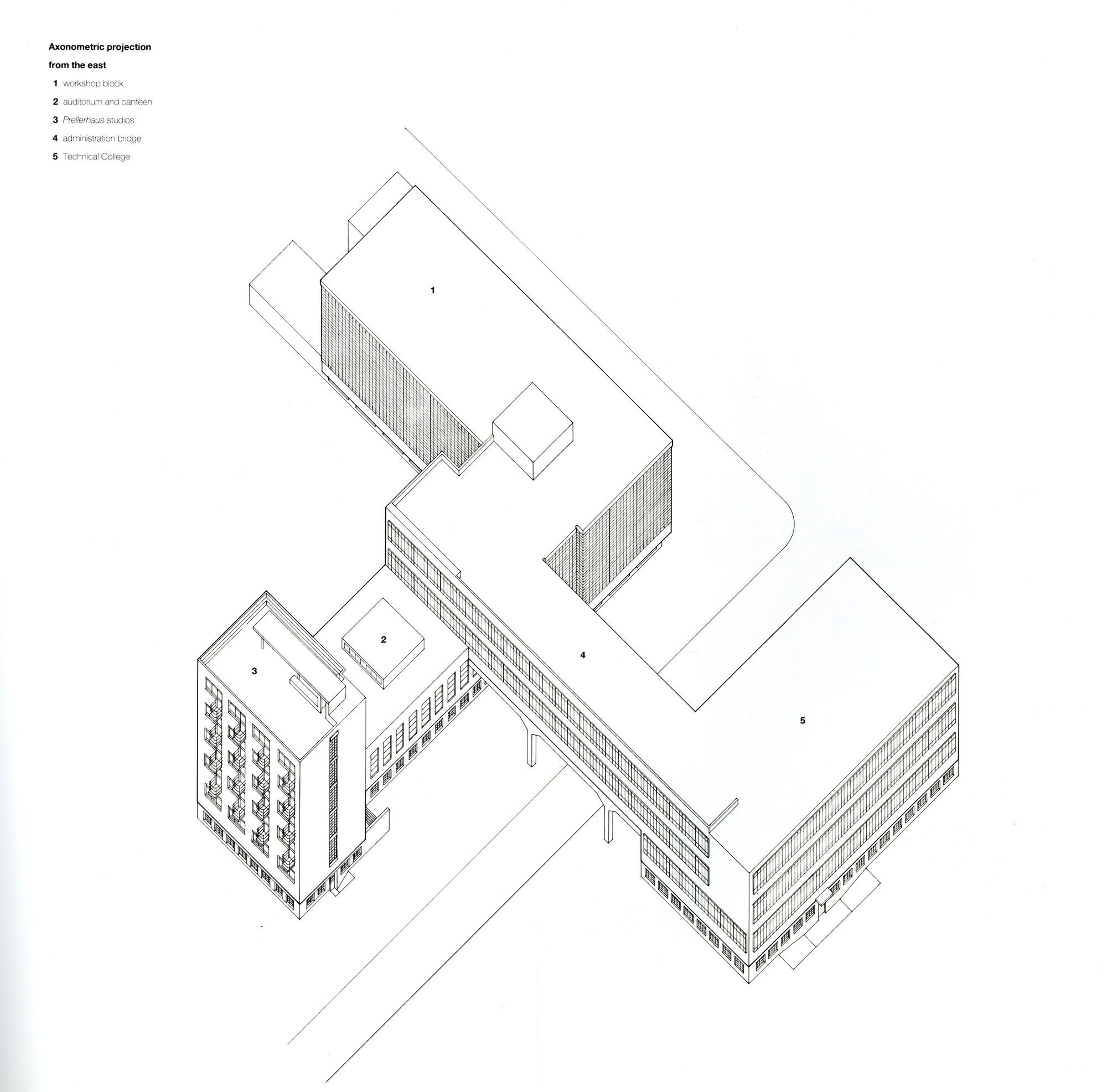 Gallery of AD Classics: Dessau Bauhaus / Walter Gropius