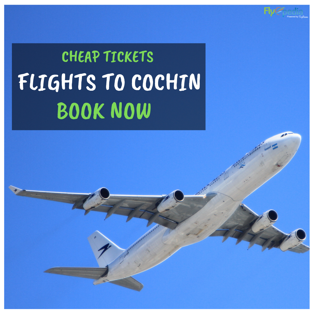 Grab #airtickets from #Canada to Cochin at affordable air fare with exclusive deals. !! We have great custom #travel packages that will make your trip to Cochin a memorable one.  📞CALL:- 1-866-575-4903 (Toll-Free) #Travel #traveltips #Travelguide #travelers #cochin #explore #Traveldestinations #destinations #Bestplaces #besttraveltips #airlines #traveladdict #adventure #vacation #travellife #canada #onlinetickets #flyopedia