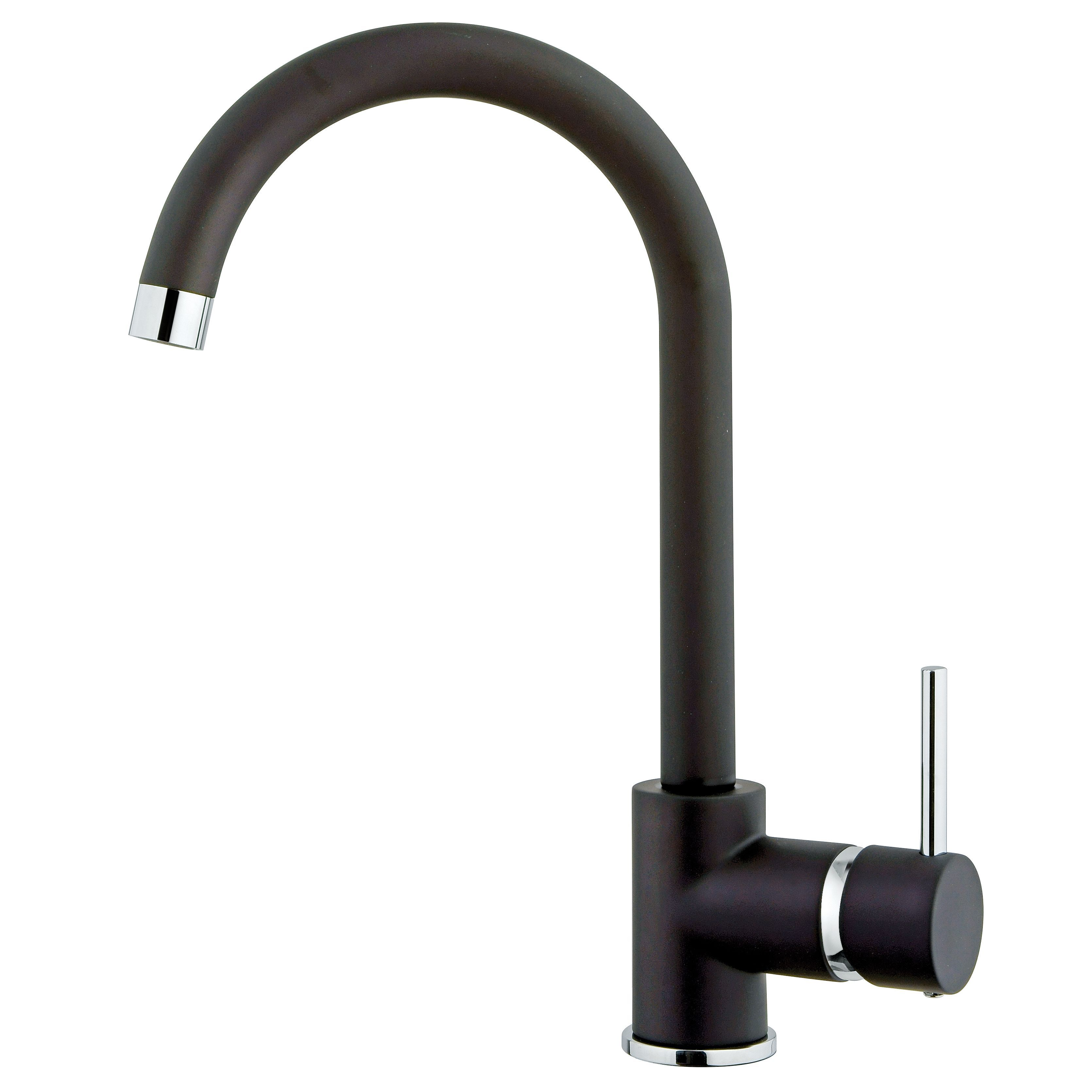 Cooke & Lewis Saru Lever Tap | Departments | DIY at B&Q | Kitchens ...