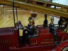 Fire Brigade John Distler 20/30 er Jahre