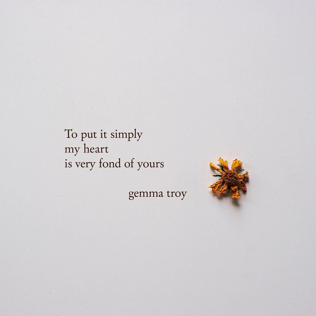 7 807 Likes 108 Comments Gemma Troy Poetry Gemmatroypoetry On Instagram This Is An Excerpt From A Poem Poem Quotes Emotional Quotes Pretty Words
