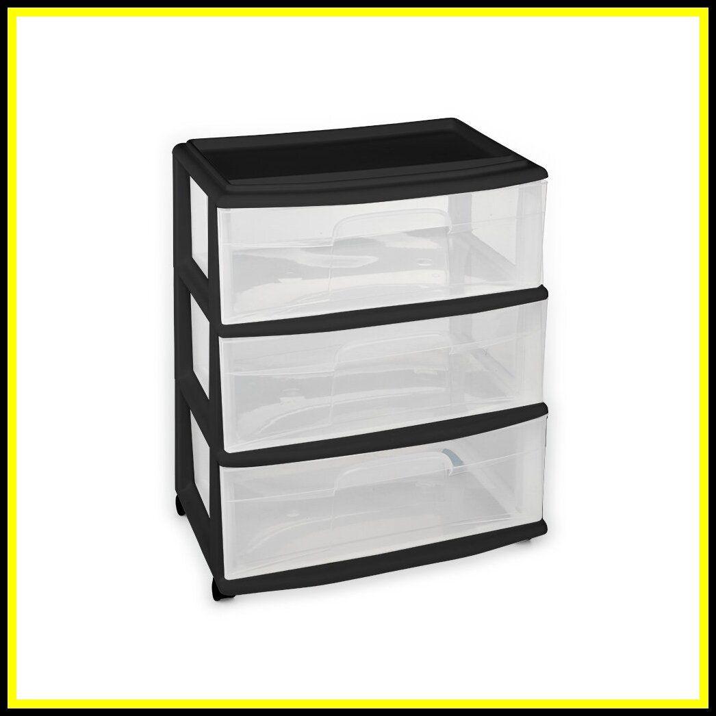 123 Reference Of Plastic Single Drawer Organizer In 2020 Plastic Storage Bins Plastic Drawers Plastic Storage
