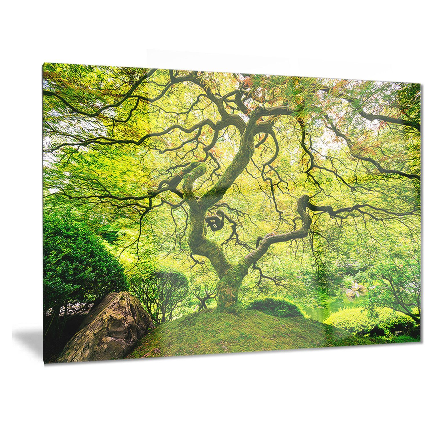 Attractive Metal Branch Wall Art Ornament - All About Wallart ...