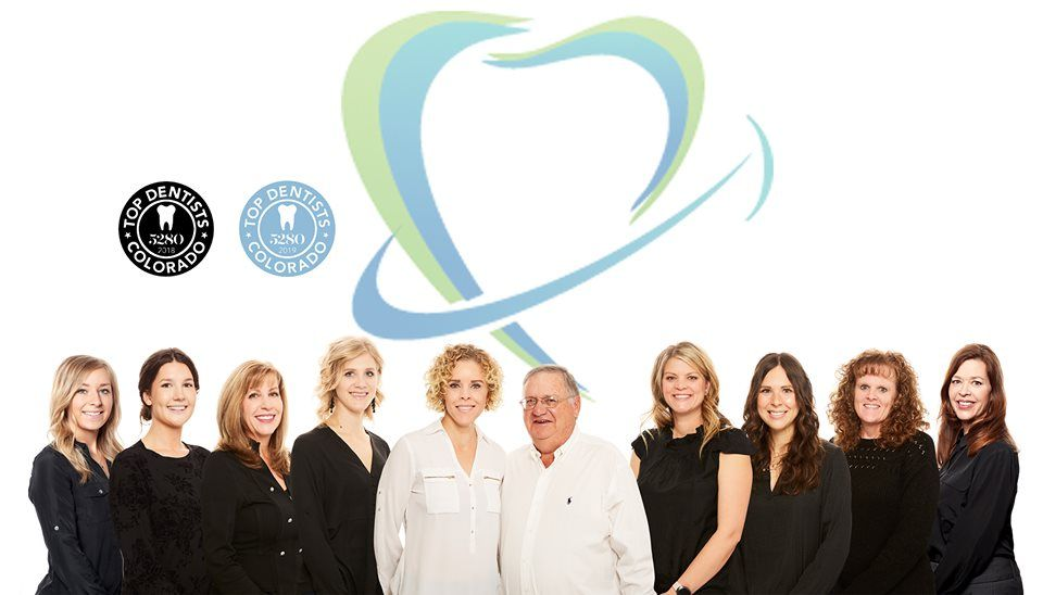 We are located in Greenwood Village, CO! Greenwood, Dentist
