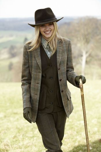 Englischer Style English Country Fashion | Hats & Hats | English Country