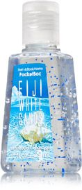 Fiji White Sands Pocketbac Sanitizing Hand Gel Soap Sanitizer