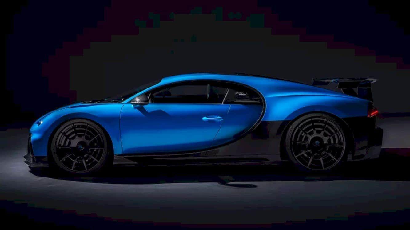 Bugatti Chiron Pur Sport The Purest Bugatti Ever Bugatti Chiron Bugatti New Bugatti Chiron