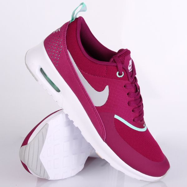 Nike Air Max Thea Women's Running Shoes University Red