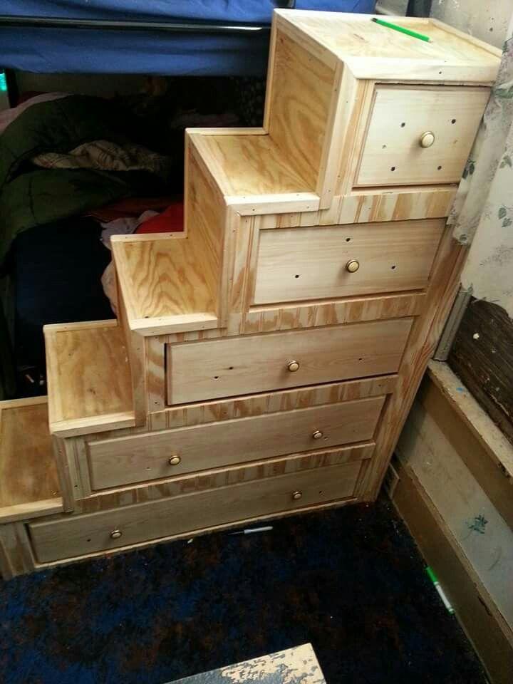 Shelf storage. ...night stand?