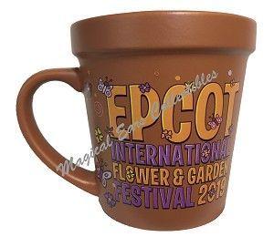 Disney Coffee Mug - 2019 Epcot Flower and Garden - Figment Passholder #disneycoffeemugs Disney Coffee Mug - 2019 Epcot Flower and Garden - Figment Passholder #disneycoffeemugs