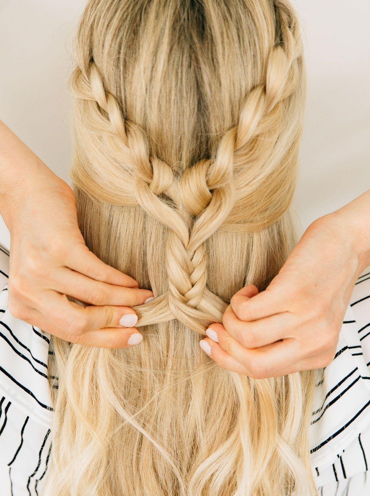 Beautiful Braid Hairstyles That Ll Liven Up Your Hair Routine Medium Hair Styles Braided Hairstyles Easy Braids For Long Hair