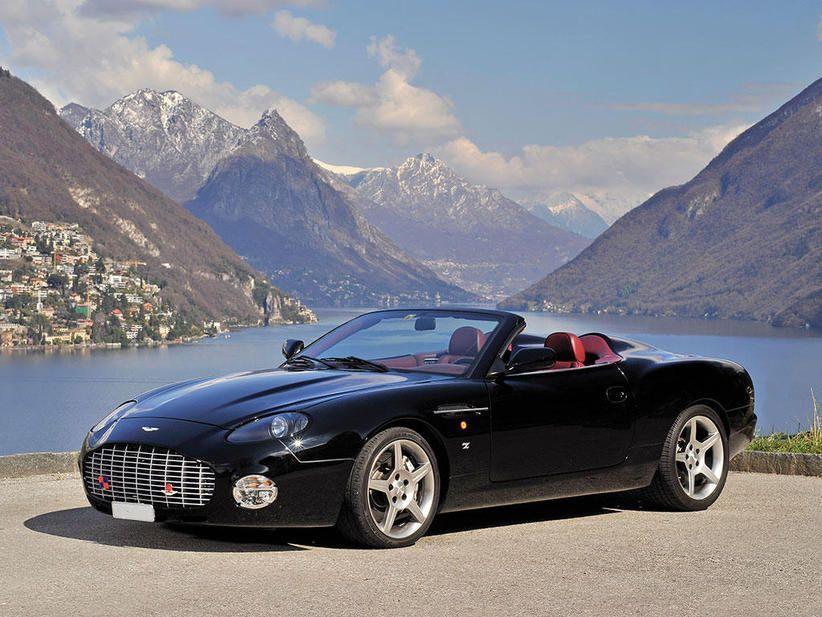 2004 Aston Martin DB AR1 auction in Monaco Classic and