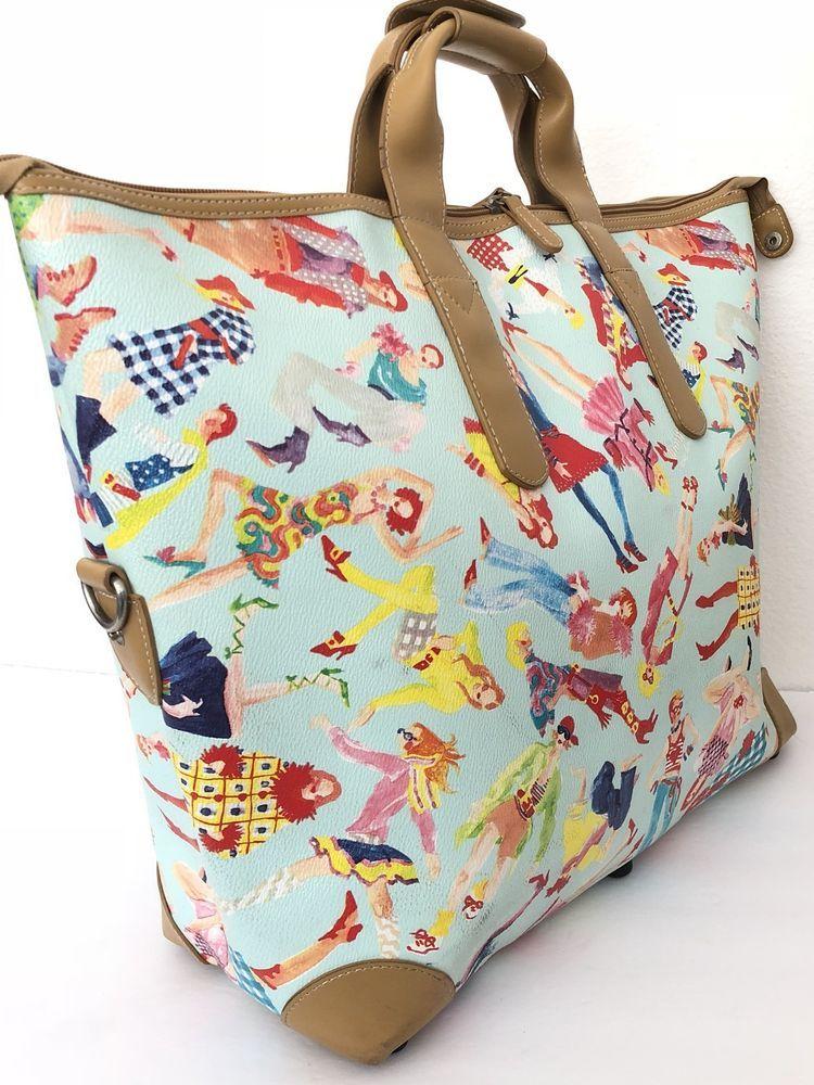 252e605fee3 Sydney Love Bag Duffle Designer Fashion Hip Model Images Travel Fun Young  Trendy   eBay