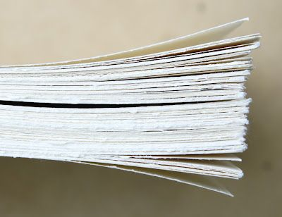 Bookbinding 101: Paper for Pages    materials post #1 by Karleigh Jae and Daniel Heywood
