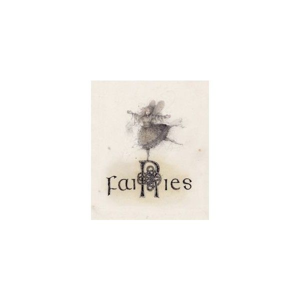 Piss Off Fairies the Vintage Metal Sign ❤ liked on Polyvore