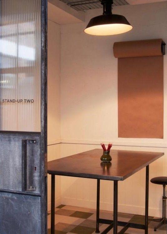 Soho House Shoreditch: Soho Works, London. Soho House Step Into The Booming Co