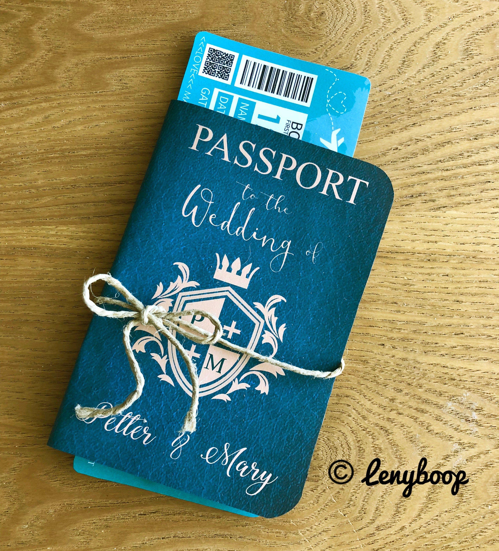 48+ Passport wedding invitations pdf information