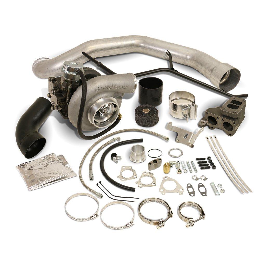 01 04 Duramax Lb7 Super Max S369 Sx E Turbo Kit Diesel