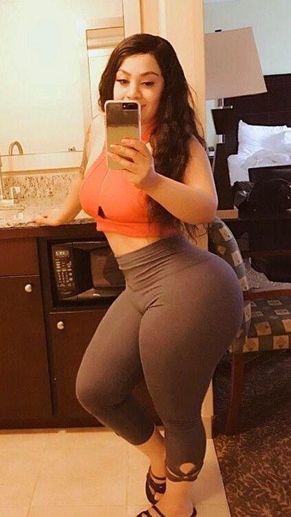 Thick Big Booty Lesbians