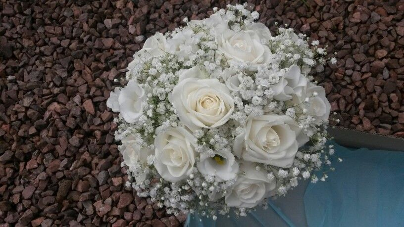 One of my own designs by julie duncan @serendipity flowers crafts