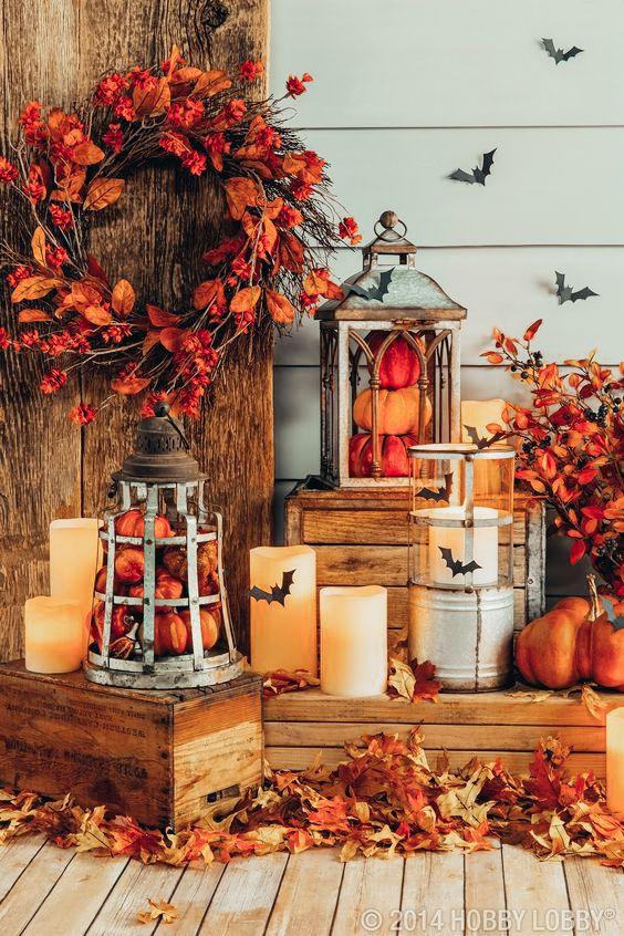 10 Lightroom Mobile Presets, Fall Season presets M