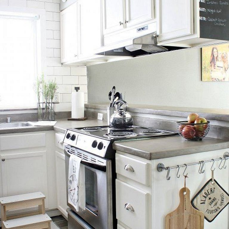 30+ Tiny Kitchen Remodel Ideas On A Budget Budget kitchen - Kitchen Renovation On A Budget