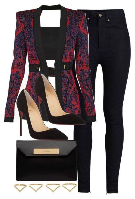 meilleur service 7df9a 053ea Style #10910   Entreprise Mode Look   Fashion, Work fashion ...