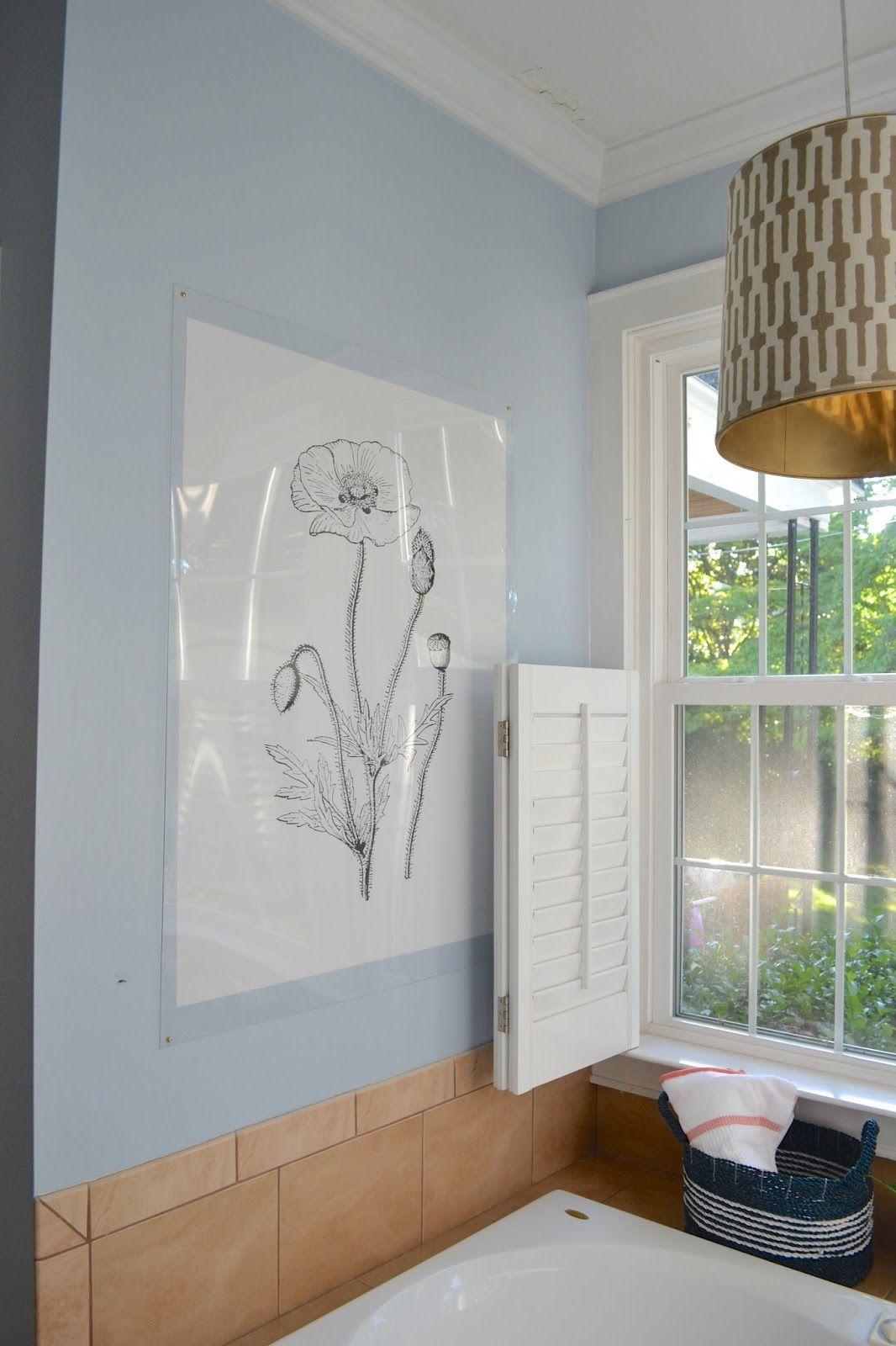 Modern Large Framed Botanical Prints Illustration - Picture Frame ...