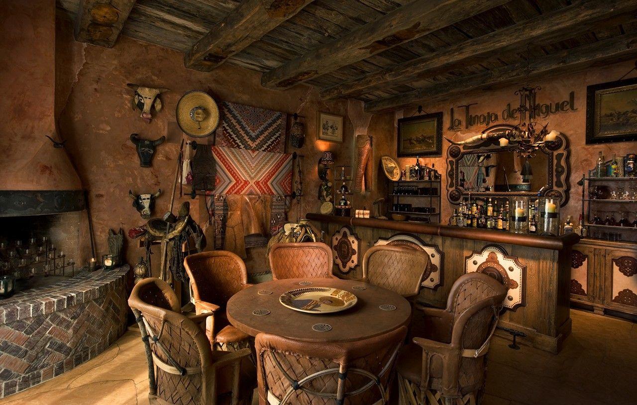 old western home bars   Whisky Bottles and Shot Glasses:   Bars ...