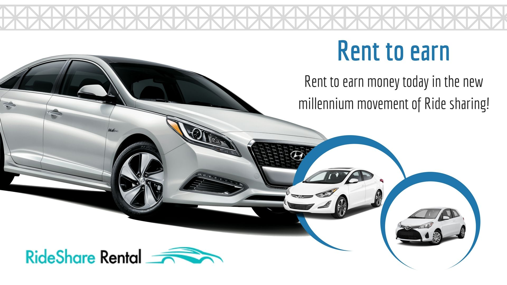 Transportation Company Offering Rental Car to Earn Money