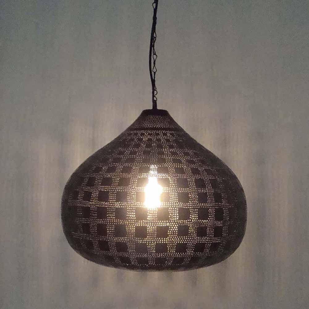 Orientalische Lampe Aida Schwarzbraun Orientalische Lampen Lampen Und Orientalisch