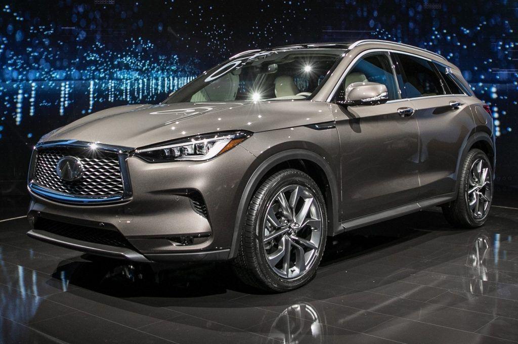 The 2019 Infiniti New Models Spy Shoot Car Review 2019