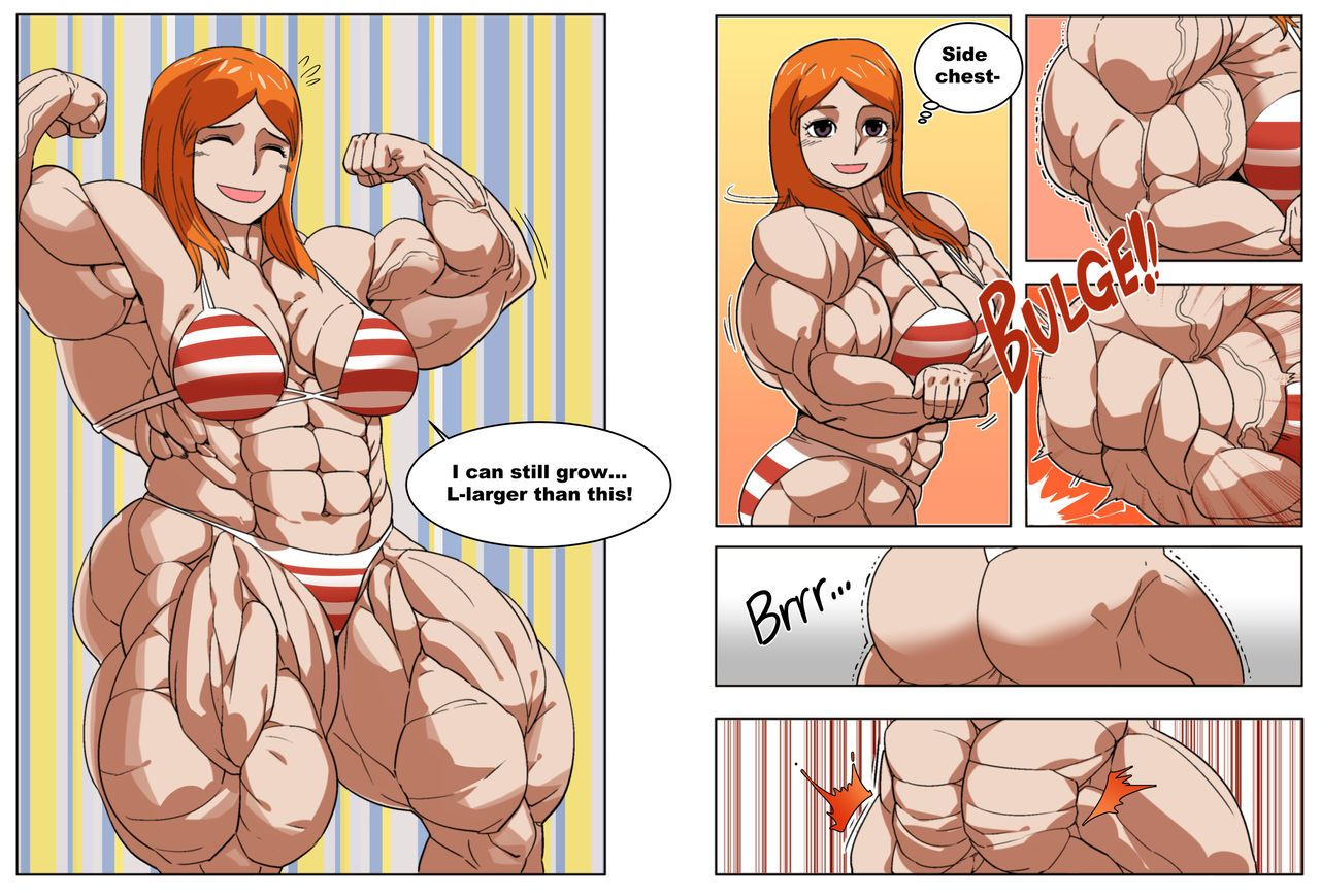 Muscle growth sexy Muscle Growth