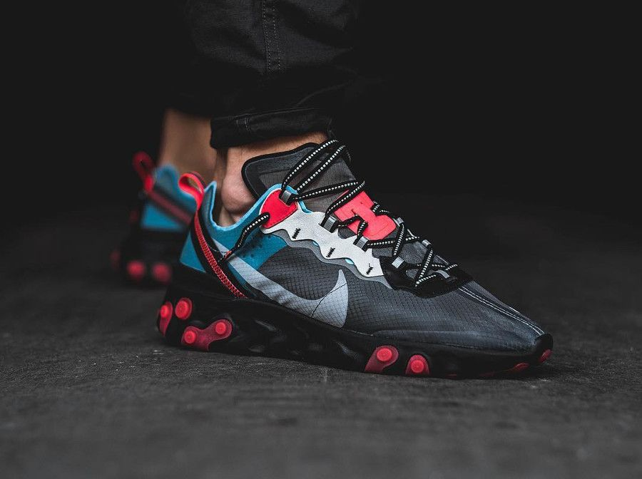 Avis] Nike React Element 87 (collection octobre 2018 ...