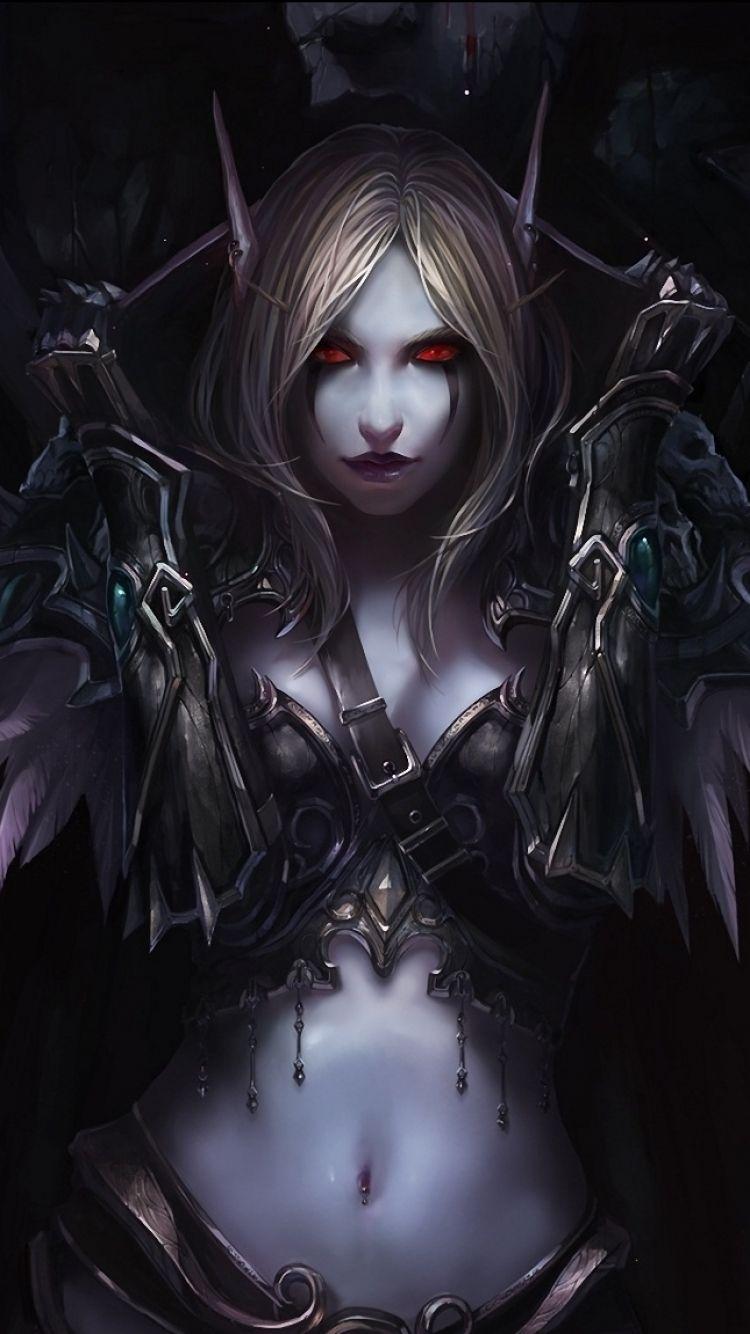 Download Free Wallpaper World Of Warcraft For Mobile Phone Elfos Imagens De Elfos Feiticeiro