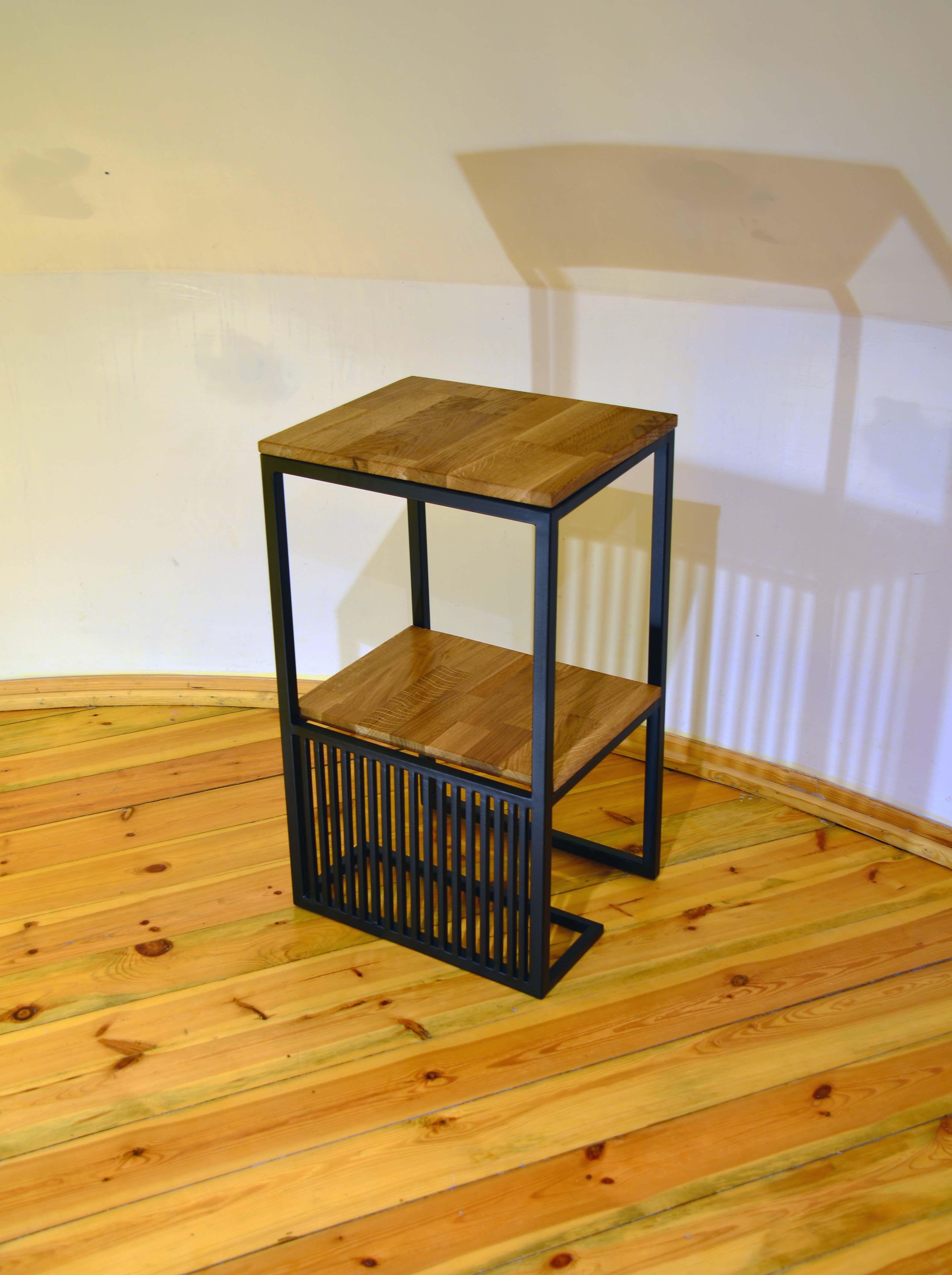 gramophone shelve bookstand regaÅ regalik iron wood metal
