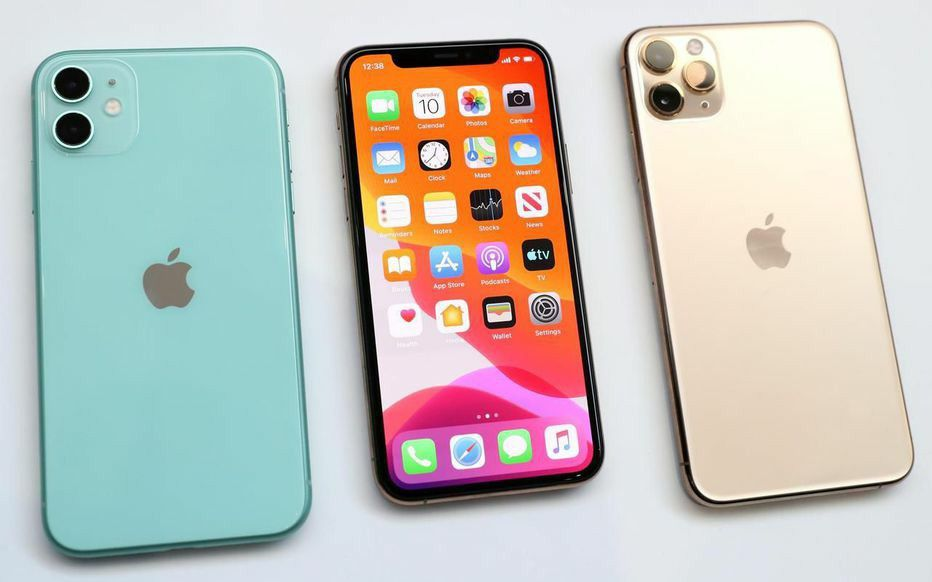 Iphone 11 Color Iphone Iphone 11 Apple Iphone