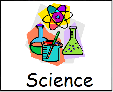 Free Printable Center Signs Science Clipart Middle School Science Science For Kids
