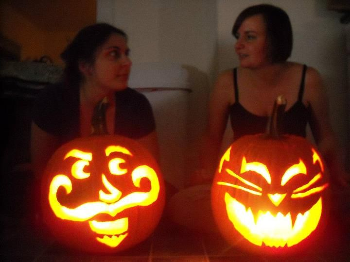 our pumpkins from 2011 :)